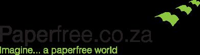 Paperfree Logo